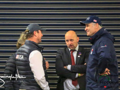 CAI W London GBR 2018   Horseinspection  45