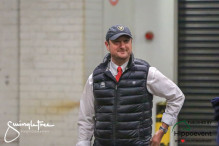 CAI W London GBR 2018   Horseinspection  49