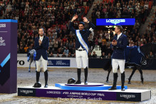 FEI World Cup Final 2019 Sunday by KS  15