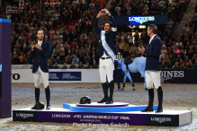 FEI World Cup Final 2019 Sunday by KS  16