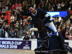 FEI World Cup Final 2019 Sunday by KS  1