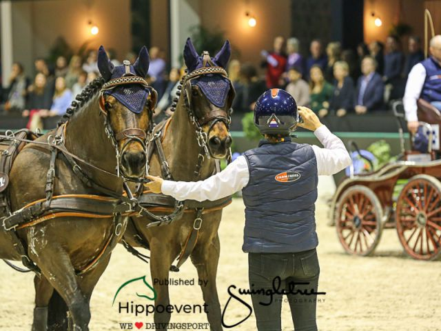FEI World Cup™ Final Bordeaux FRA 2020 - Round 1